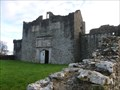 Image for Hen Gastell y Bewpry - Ruin - Vale of Glamorgan, Wales. Great Britain.