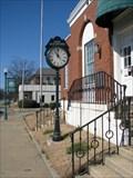 Image for Municipal Building Clock - Osceola, Arkansas