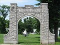 Image for GIBBS PARK - Free Standing Arch
