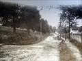 Image for Sunken Road Looking North ~ 1910, Fredericksburg, VA