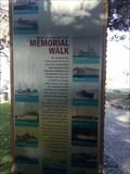 Image for RAN Memorial Walk - Mosman, NSW, Australia