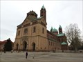 Image for LARGEST preserved Romanesque church in Europe - Speyer Cathedral, Speyer / RLP / Germany