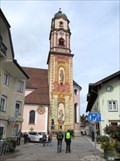Image for St. Peter and Paul Church Steeple - Mittenwald, Germany