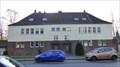 Image for Fassaden der Wohnhausgruppe mit Hauseingangstüren - Gelsenkirchen-Horst, Germany