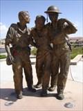 Image for The Bataan Death March Memorial Walkway - Veteran's Park, Las Cruces, NM