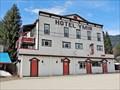 Image for Hotel Ymir - Ymir, British Columbia
