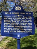 Image for The Wall House (The Ivy)