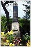 Image for Pomník Obetem I. a II. svetové války - Brezí, CZ