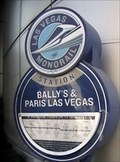 Image for Las Vegas Monorail at Ballys  -  Las Vegas, NV
