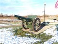 Image for 4.7-inch gun M1906 #1 - Muskegon, Michigan
