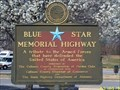 Image for I-65 Rest Area Blue Star Memorial Marker - Dodge City, AL