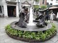 Image for Fulushou-Peace, Fortune, Prosperity—Shanghai, China
