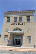 Image for Sonora City Hall -- Sonora TX