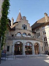 Landesmuseum in Zürich