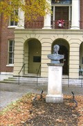 Image for Simon Bolivar Bust - Bolivar, TN