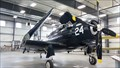 Image for ONLY -- Airworthy Douglas AD-4W Skyraider in the World