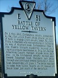 Image for Battle of Yellow Tavern