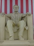 Image for Abraham Lincoln - Scultpure - Clermont, Florida, USA.