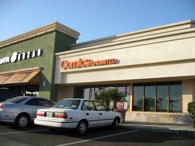 Comic Book Stores In Long Beach California