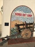 Image for Serra Gift Shop Wagon - San Diego, CA