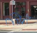 Image for Fish Bike Racks - Binghamton, NY