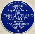 Image for Sir John Maitland Salmond - Chester Terrace, London, UK