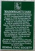 Image for Wainwright's Yard, Kendal, Cumbria, UK