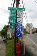 Image for Quebec / Vermont - Stanstead (QC 143) / Derby Line (US 5)