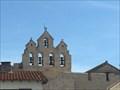 Image for Le clocher de Notre Dame de la Mer - Les Saintes Maries de la Mer - France