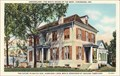 "Image for William H. Harrison's Home ""Grouseland"" - Vincennes, IN"