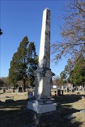 Image for Grave of Dr. Elias R. DuVal -- Oak Cemetery, Ft Smith AR