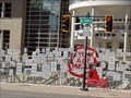 """Image for """"You are Here"""" Art Installation unveiled - SLC, UT"""