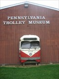 Image for Pennsylvania Trolley Museum - Washington, PA