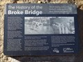 Image for History of Broke Bridge - Broke, NSW
