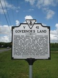 Image for Governor's Land