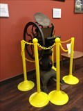 Image for Foot Operated Printing Press - Punta Gorda, Florida, USA