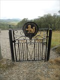 Image for Clan Macpherson Memorial Cairn Gate - Newtonmore, Scotland