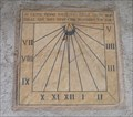 Image for Sundial on Chapel, La Garde-en-Oisans, France
