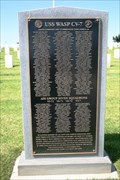 Image for USS Wasp (CV-7) Memorial