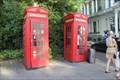 Image for Red Telephone Box -- Regent's park Road, Camden, London, UK