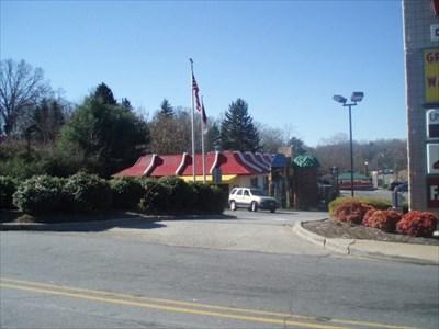 Tunnel Road Mcdonalds O Nc Mcdonald S Restaurants On Waymarking