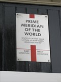 """Image for Prime Meridian of the World 51° 28' 38"""" N 0° 0' 0"""" - Greenwich, UK"""