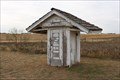 Image for Orr Cemetery Outhouse - Orr, OK