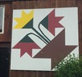 Image for Painted Barn Quilt-Belvidere, NJ