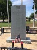 Image for John 15:13 - Downtown Park Veterans Memorial - Sanger, TX