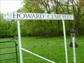 Image for Howard Cemetery - Lyn, Ontario
