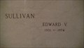 "Image for Edward Vincent ""Ed"" Sullivan - Hartsdale, NY"