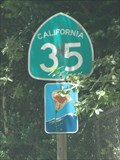 Image for Route 35 - California