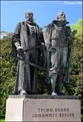 Image for Tycho de Brahe & Johannes Kepler at Pohorelec (Prague)