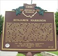 Image for Benjamin Harrison - North Bend, OH